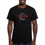 Switchbak Men's Fitted T-Shirt (dark)