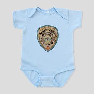 Ramah Navajo Tribal Police Infant Bodysuit