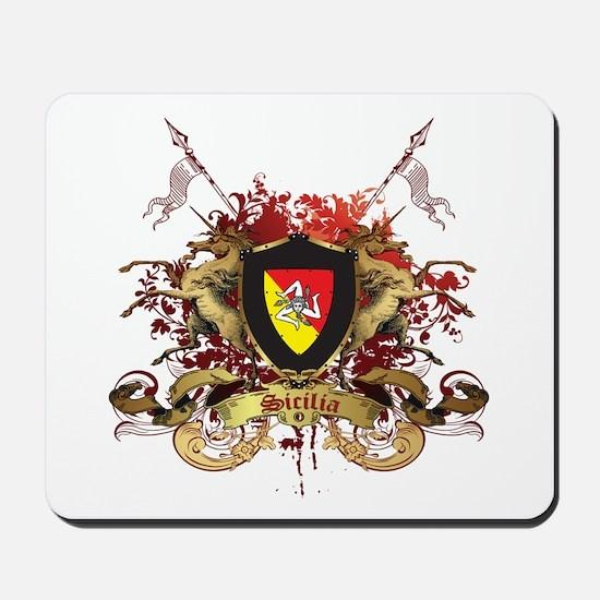 Sicilian Pride Mousepad