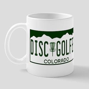 CO Disc Golfer Mug