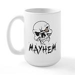 Madhouse Mayhem Large Mug