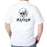Madhouse Mayhem Golf Shirt