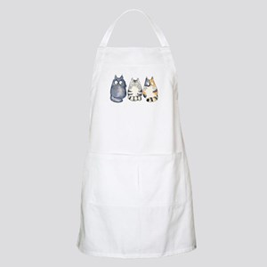 Three 3 Cats Apron