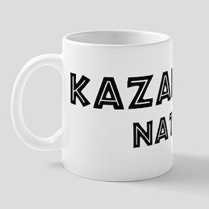 Kazakstan Native Mug