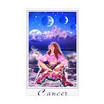 Cancer Rectangle Sticker