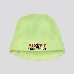 Adopt a Shelter Pet baby hat