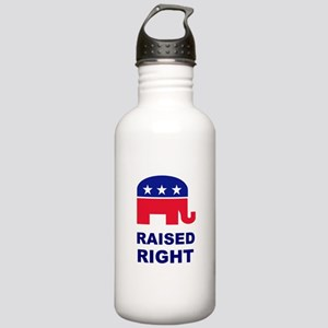 Raised Right GOP Stainless Water Bottle 1.0L