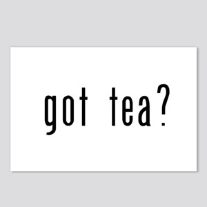 got tea? Postcards (Package of 8)