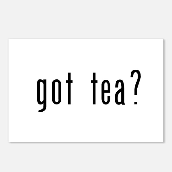 got tea? Postcards (Package of 8)