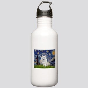 Starry-Am. Eskimo Dog Stainless Water Bottle 1.0L