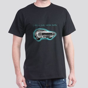 dodge_challenger_turquoise T-Shirt