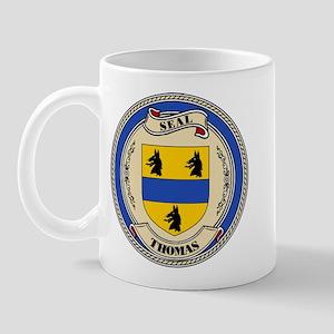 Seal - Thomas Mug