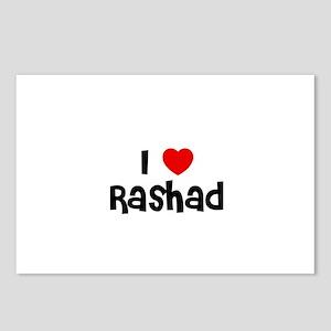 I * Rashad Postcards (Package of 8)