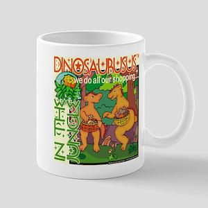 Jungle Shopping Mug