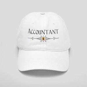 Accountant Decorative Line Cap