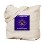 THF Logo Market Tote Bag