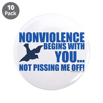 Nonviolence Begins with You... 3.5