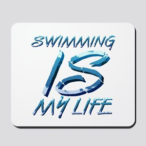 Swim Life Mousepad
