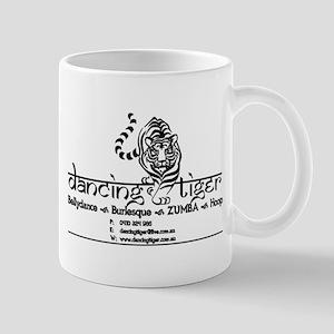 Dancing Tiger Mug