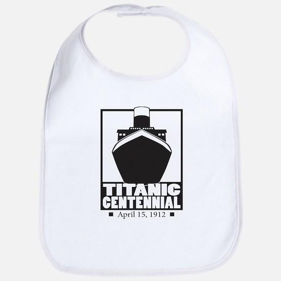 Titanic Centennial Bib