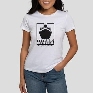Titanic Centennial Women's T-Shirt
