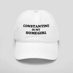 Constantine Is My Homegirl Cap