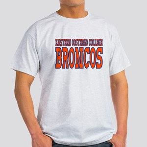 EOostergo College Broncos Light T-Shirt