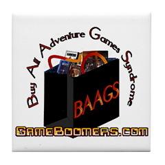 BAAGS Tile Coaster