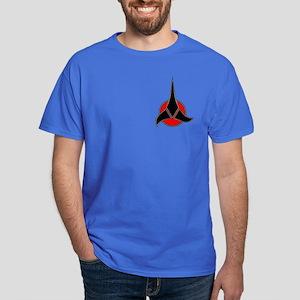 Klingon Symbol Dark T-Shirt