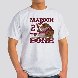 Maroon 2 The Bone Light T-Shirt