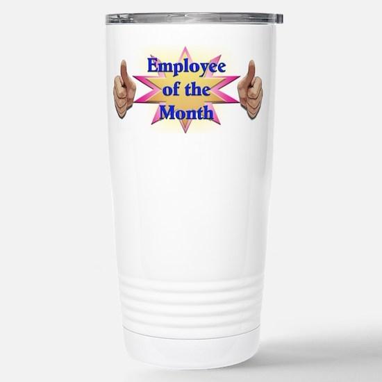 All Star Employee Stainless Steel Travel Mug
