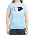 Lies Hurt Blue T-Shirt