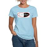 Lies Hurt Blue T-Shirt