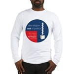 Census 2011 Long Sleeve T-Shirt
