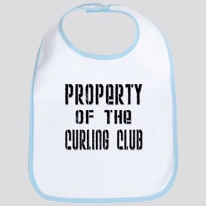 Property of the Curling Club Bib