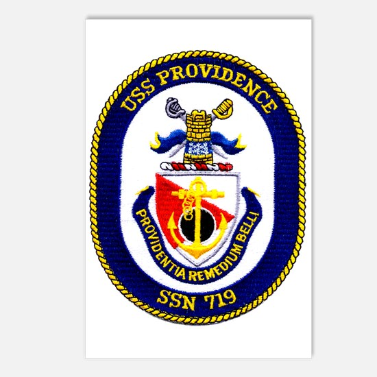 USS Providence Postcards (Package of 8)