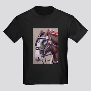SHIRE HORSE 1 Kids Dark T-Shirt