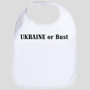 Ukraine or Bust! Bib