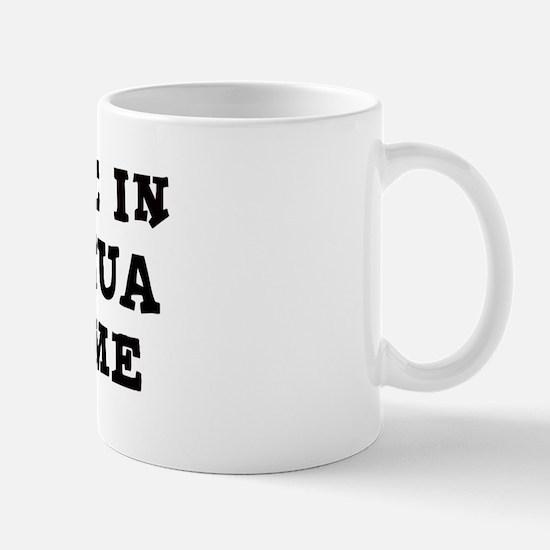Someone in Nicaragua Mug