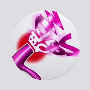Blow Jobs Ornament (Round)