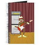Sock Monkey Guitar Journal