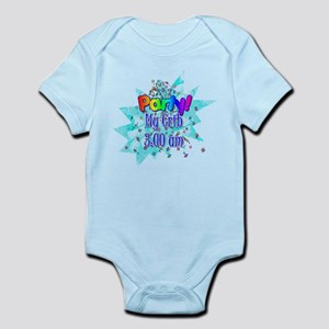 Party! My Crib! Infant Bodysuit