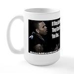 The Hunted Large Mug