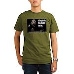 The Hunted Organic Men's T-Shirt (dark)