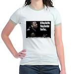 The Hunted Jr. Ringer T-Shirt
