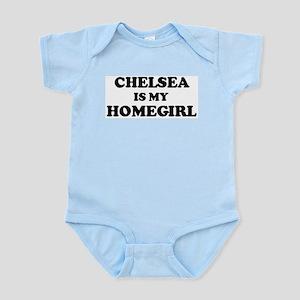 Chelsea Is My Homegirl Infant Creeper