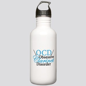 Cute Clarinet Stainless Water Bottle 1.0L