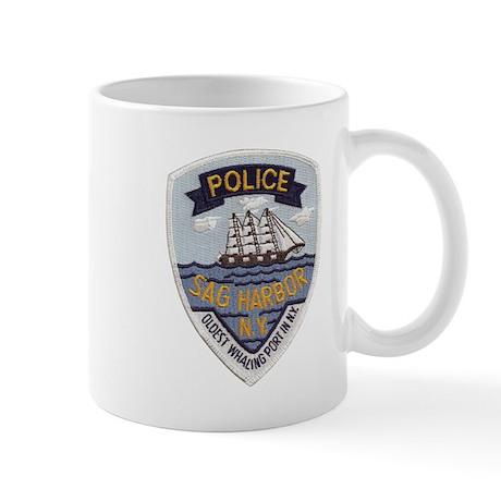 Sag Harbor New York Police Mug