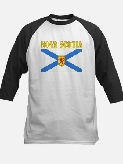 Nova Scotia Kids Baseball Jersey
