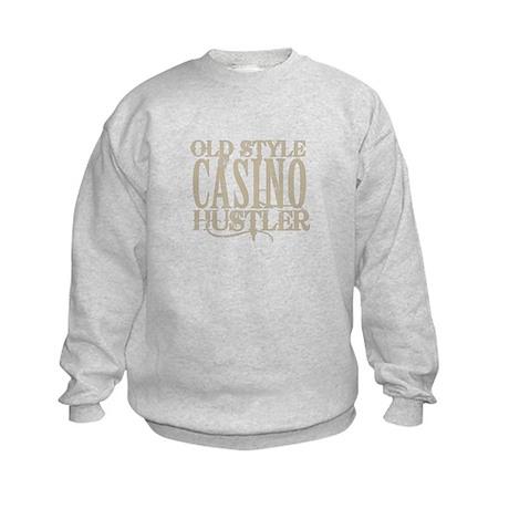 CASINO HUSTLER Kids Sweatshirt